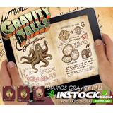 Diarios Gravity Falls 1,2,3 Entrega Inmediata Digital