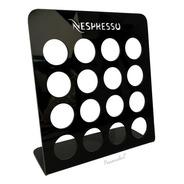 Suporte Porta 16 Capsulas Café Nespresso Acrilico