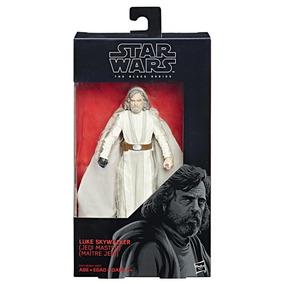 Luke Skywalker Jedi Master Black Series Star Wars