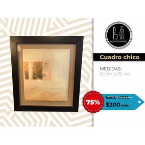 Cuadro Decorativo Marco De Madera Distintas Imagenes