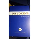 Libro Mi Cocina Azul Armando Scannone