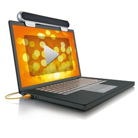 Parlante Portatil Philips Spa5210 Soundbar Notebook Usb
