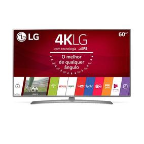 Smart Tv Led Lg 60 4k Hdr Netflix 60uj6585 4 Hdmi