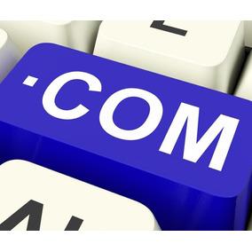 Domínio .com, Certificado Ssl E Loja Virtual Ilimitada