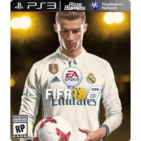 Fifa 18 Ps3 Psn Digital Play3 Riosgames Envio Imediato