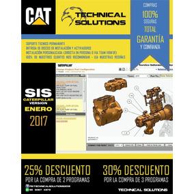 Caterpillar Sis 2017 + Et 2017a Flashfiles Activacion Online