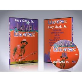 Dvd Gary Clark, Jr. - Lollapalooza Sprint Stage 2015