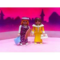 Playmobil Dama Victoriana Solo Amarilla Disponible Casa Js
