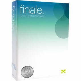 Finale 25 (2017) Windows & Mac