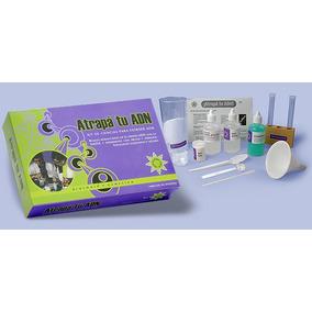 Atrapa Tu Adn Kit De Ciencias Para Todos Jugueterias Tom