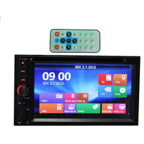 Central Multimidia Universal 2din Gps, Bluetooth, Dvd
