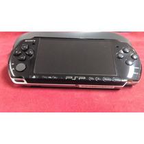 Psp Original Sony Completo + 100 Jogos