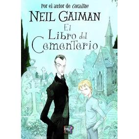 El Libro Del Cementerio .... Neil Gaiman Dhl
