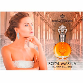 Perfume Marina De Bourbon Royal Diamond Edp 100 Ml-importado