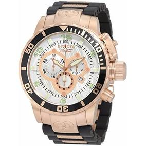 Relógio Invicta Corduba Puseira Borracha Ref 10620