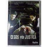 Dvd Cegos Por Justiça Original Jesse Metcalfe