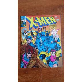 X-men Sticker Activity Álbum Completo ( Diamond 1993 )