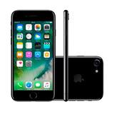 Apple Iphone 7 4.7in Câmera 12mp+7mp Ios 10 (bz) Preto 256gb