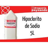 Hipoclorito De Sodio 5l
