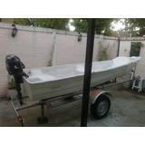 Vendo Bote Caiman 420 .trailer Motor Papeles Motor 32000$
