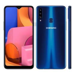 Celular Samsung Galaxy A20s Dual 6.5  4g 32gb A207 Azul
