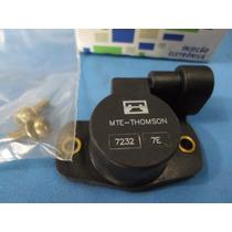 Sensor Pos Da Borboleta Tps Inj Eletr Vw Fiat Ford Renault