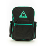 Mochila Le Coq Sportif Duo Color Backpack- Black Niños