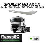 Spoiler Parachoque Caminhão Mb Axor 2035 2040 2540 2544 2640