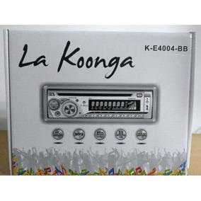 Reproductor Para Carro Koonga Eb-4004