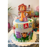 Tortas Infantiles Decoradas Artesanalmente