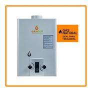 Calentador De Agua Instantáneo Gaxeco Eco-6000 Gas Natural