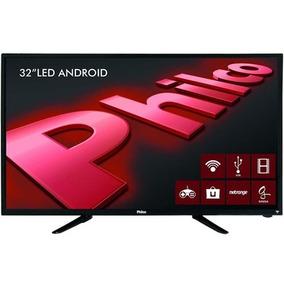 Smart Tv Philco 32´ Led Hd Com Conversor Digital 2 Hdmi 2