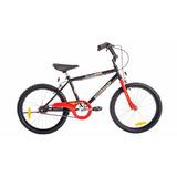 Bicicleta Rodado 20 Bmx Halley 19065 Obelix Varon Nene