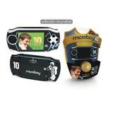Consola Portable Batería Conecta A Tv Microboy 10 Messi