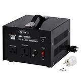 1000 W Vatios Voltaje Regulador Convertidor Transformador S