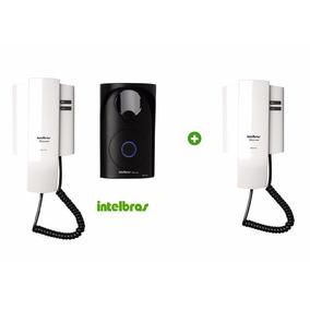 Porteiro Eletrônico Interfone Intelbras Ipr 8000 + Extensão