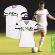 Camiseta Herbalife Modelo Cristiano Ronaldo