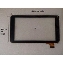 Touch 7 Pulgadas Para Flex Fhx20140531 Hk70dr2069-v01 Inco,