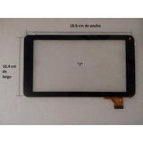 Touch 7 Pulgadas Para Tablet Wepad, Vorago Ekt,