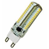 Lâmpada Led Halopim G9 6w Bivolt Bq Mini Impermeavel 3500k