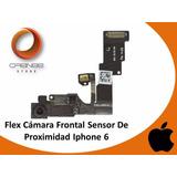 Flex Frontal Cámara Sensor De Proximidad Iphone 6 6g 6 Plus