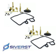 Kit Reparo Do Carburador (02 Jogos) Cb 450 Siverst