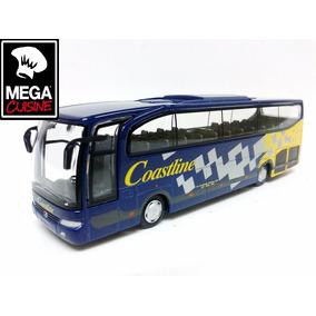 Micro Omnibus Bus City Coleccion Esc1:87 Metal Unicos!