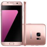 Smartphone Samsung Galaxy S7 Edge G935f Rose - 4g, 4gb Ram