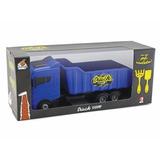 Caminhão Caçamba Truck Dump 409 Orange Toys