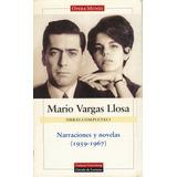 Obras Completas I. Mario Vargas Llosa. Galaxia Gutenberg