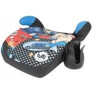Assento Supreme Azul Elevação Infantil P/ Carro 15 A 36 Kg