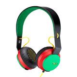 Auriculares Marley Roar On Ear 3 Colores Garantía Oficial