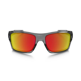 Óculos Oakley Turbine Grey Ink/ Ruby Iridium Polarized