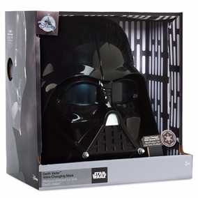 Star Wars Darth Vader Mascara Electronica Disney Store 2017